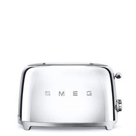 TSF01SSEU: Grille-Pain Smeg conçu en Italie, dispose de caractéristiques fonctionnelles de haute qualité avec un design qui conjugue style et haute technologie. Découvre-le sur www.smeg.fr