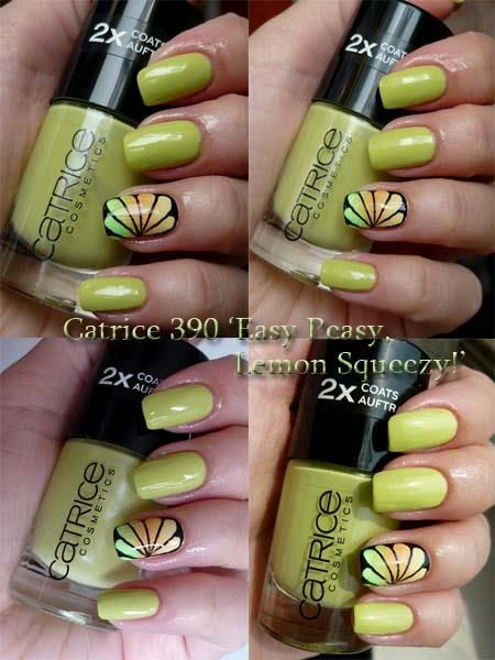 Catrice 390- Easy Peasy, Lemon Squeezy!