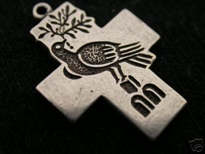Religious Charms, Decorative Crosses, Religious Jewelry Making Supplies, by Sunnylook