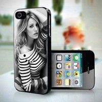 Beautiful Blake Lively Classic design for iPhone 5 case