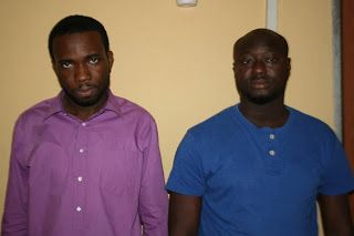 EFCC Arrested 3 People For Allegedly Impersonating Commissions Acting Chairman Mr. Ibrahim Magu.
