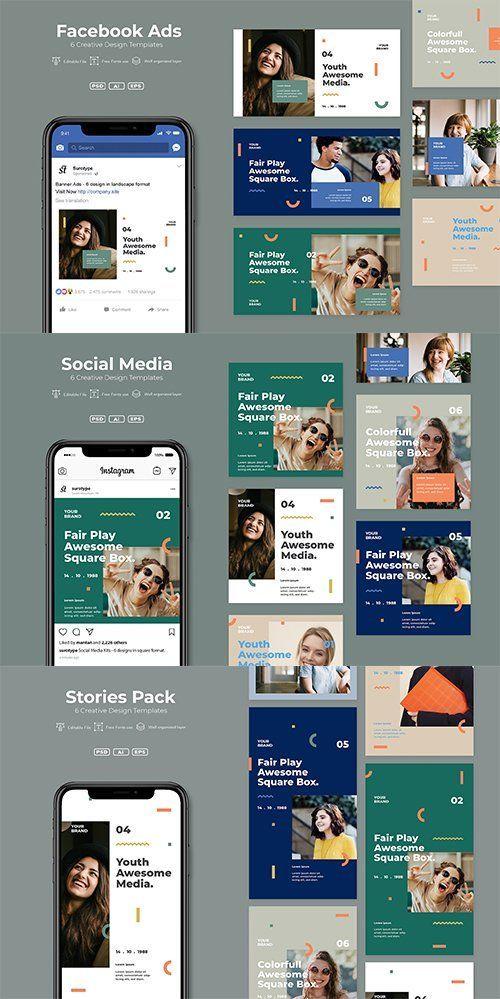 Get Hire Expert 15 Facebook Ad Templates Maker In 2021 Facebook Ads Design Social Media Campaign Design Social Media Design Inspiration