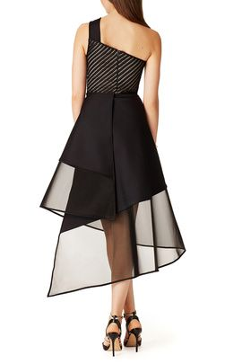 Crossed Over Dress by David Koma for $125 | Rent the Runway