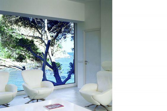 Casa de disseny a la Costa Brava