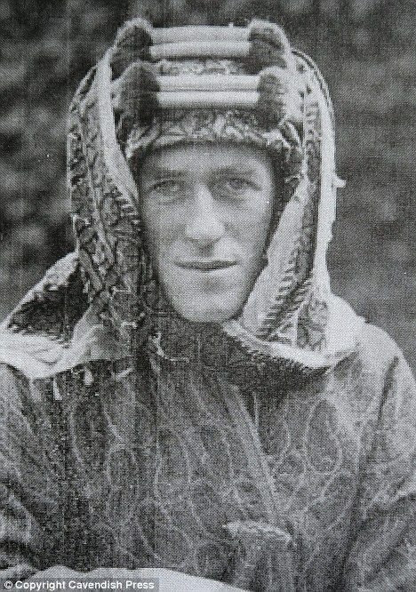 T.E. Lawrence, the 'real' Lawrence of Arabia was born ...