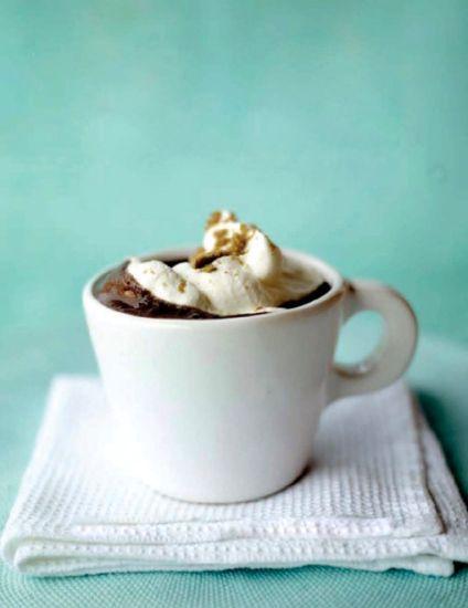 varm choklad rom