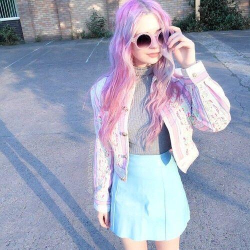 Pastel grunge Grunge and Grunge outfits on Pinterest