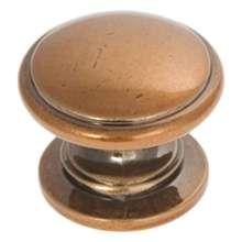 Williamsburg 1-1/4 Inch Diameter Mushroom Cabinet Knob