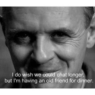 Anthony Hopkins Silence Of The Lambs Quotes