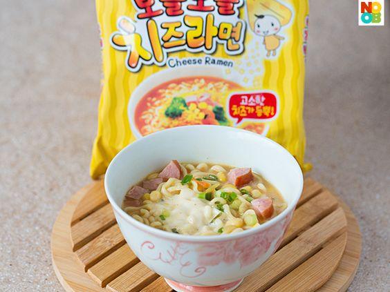 Ottogi Korean Cheese Ramen