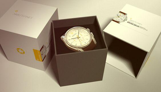 DAYE / TURNER Verpackung