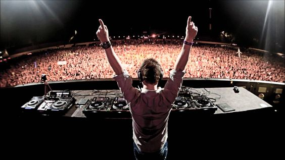 DJ Concert Wallpaper