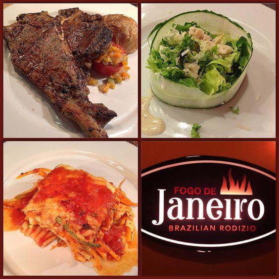 @FogodeJaneiro #Restaurant  @SandosPlayacar
