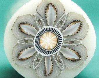 5 tiges d'argile de polymère translucide et par daniellartspolyclay