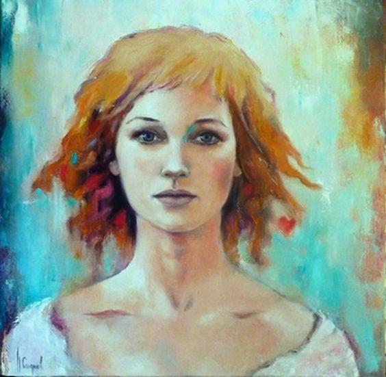 Nathalie COQUELDUVILLIER  Peintre, à MOUVAUX  Artistes