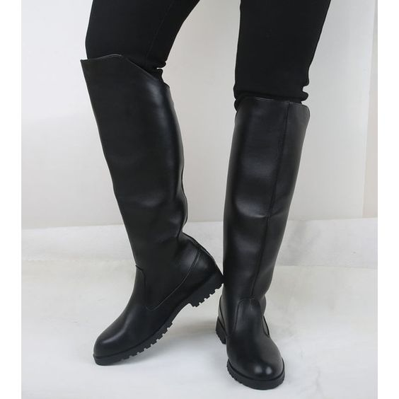Elevator Motorcycle boot and Mens tall boots on Pinterest
