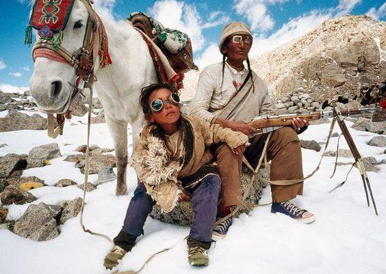Steampunk Tibetans!