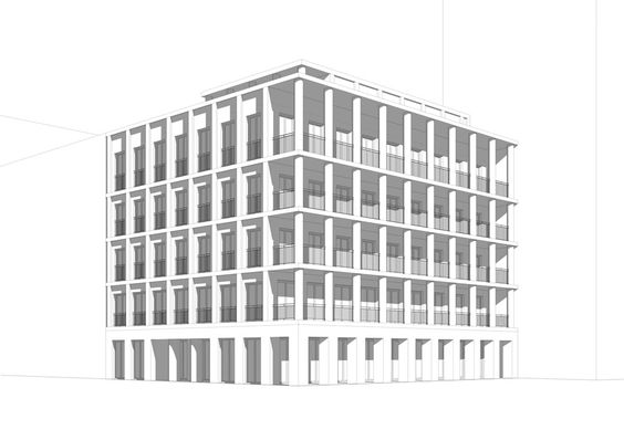 Hochparterre - Bildergalerien - Werkbundstadt