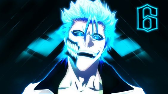 Bleach Grimmjow Jeagerjaques Bleach Anime Wallpaper