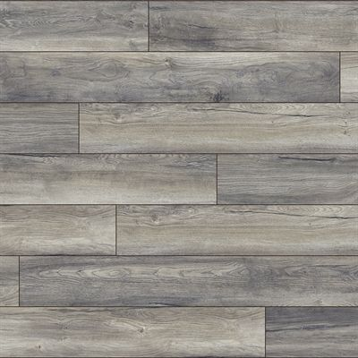 Kronotex 12mm Estate Grey Oak Embossed Laminate Flooring With Images Grey Laminate Flooring Grey Laminate Oak Laminate Flooring