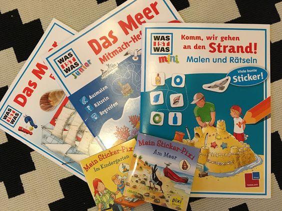 Birgit schreibt: Kinderbuch & Co im Juli