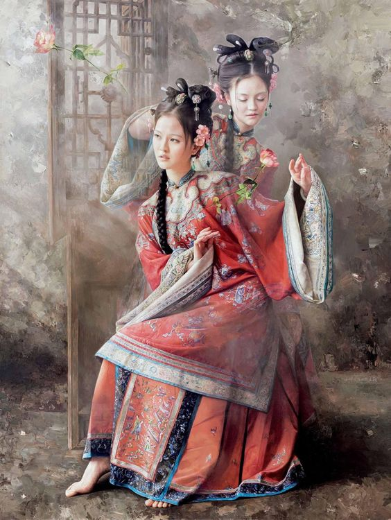 .... © Wang Ming Yue:
