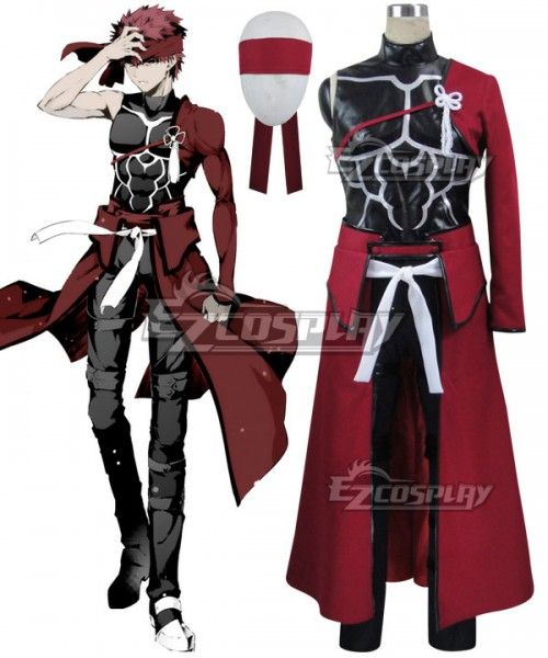 Fate stay night Archer Clothing Cos Cloth Uniform Cosplay Costume