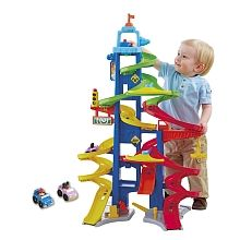 Fisher Price - Little People - Super Pista