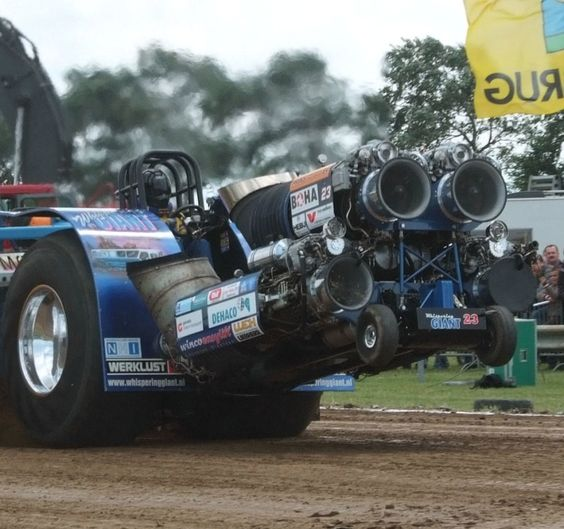 tractor pull-is this still considered a tractor?