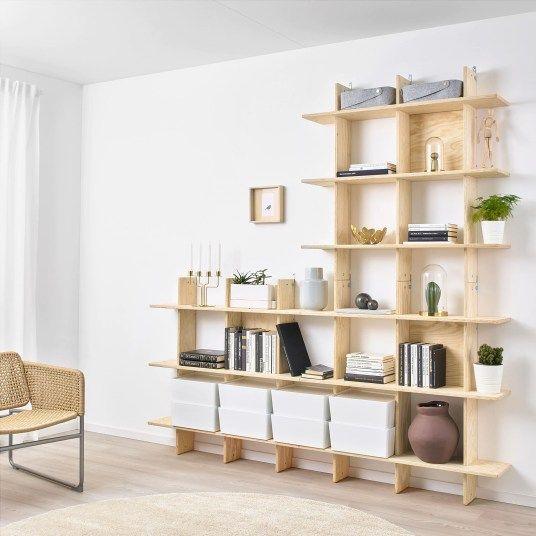 Shopping Deco Notre Selection D Objets De Style Minimaliste Japonais Idees Etageres Etagere Ikea Decoration De Maison Asiatique