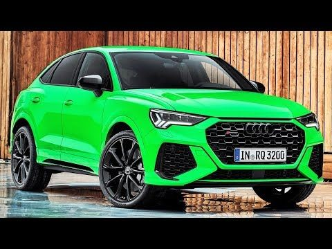 All Cars New Zealand Video 2020 Audi Rs Q3 Sportback Compact Perform In 2020 Audi Rs Audi Audi Rsq3