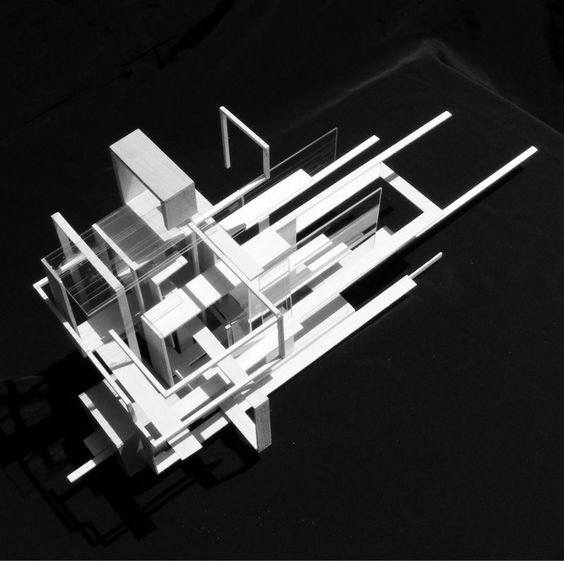 Models clean lines and finals on pinterest for Linear architecture design