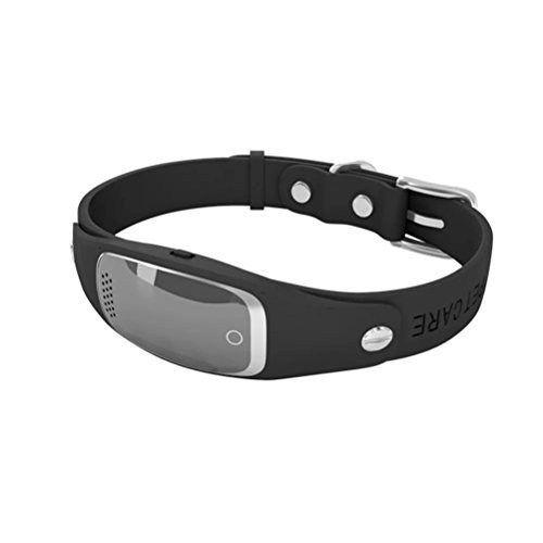 Petcare New Fashion Design Dog Gps Tracker Black Gps Fitness Tracker Gps Tracking Mini Gps Tracker