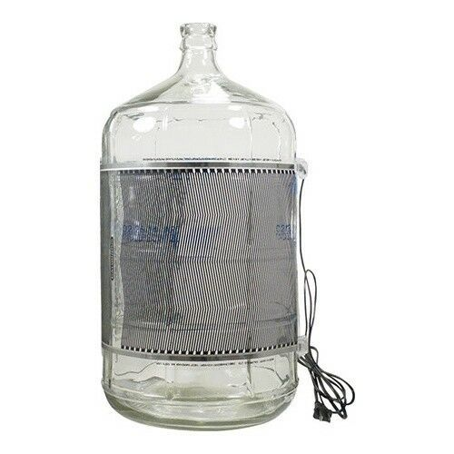 Fermwrap Homebrew Carboy Heater Home Wine Beer Brewing Temperature Control With Images Home Brewing Beer Home Brewing Fermentation
