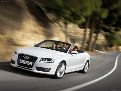 Audi A5...Love the convertibles! But just a sun roof for me please!