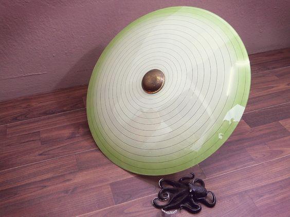Vintage Deckenlampen - Vintage Deckenlampe - RETRO, 60er, 70er, - ein Designerstück von EightArms bei DaWanda