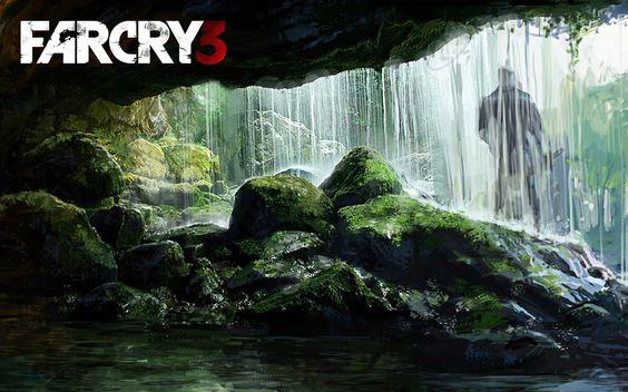 Art Falls Far Cry 3 Wallpaper Top 10 Video Games Far Cry 3