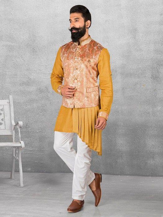 Pin By Apoorve Mathur On Kurta Sets Mens Indian Wear Mens Kurta Designs Poses For Men
