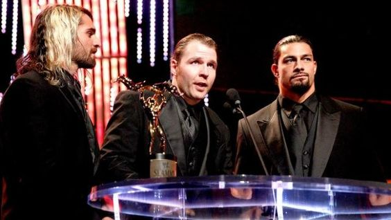 the shield slammy awards photos | The Shield