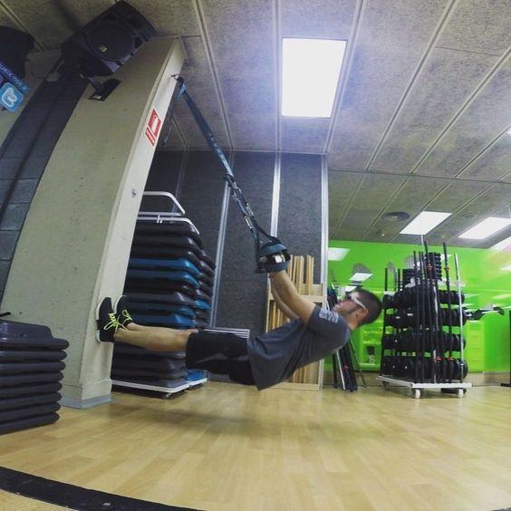 #trx #trxtraining #dorsal #training #followtrain #gym #funtionaltraining #gopro by trojan77
