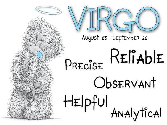 Image result for Virgo (August 22-September 22)