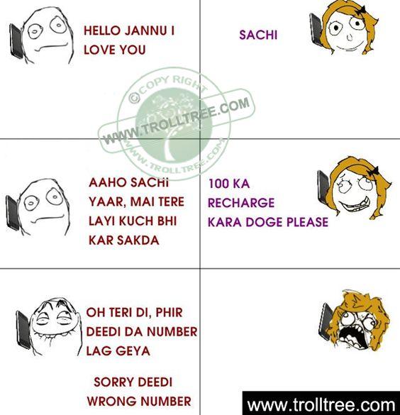 Funny Jokes For Girlfriend In Punjabi