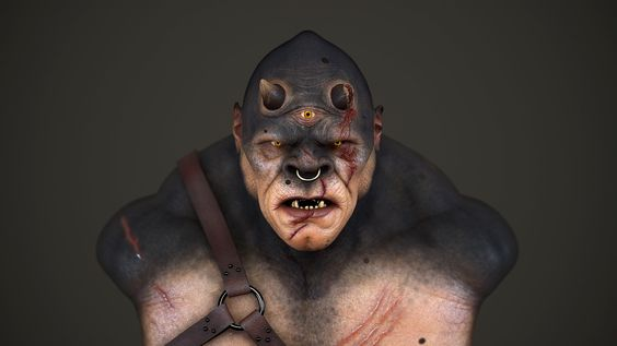 ArtStation - Moloch, Jason McNamar / Reference for Boss Moloch