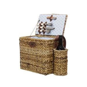 SunnyLIFE - Wicker Picnic Basket for Two $90