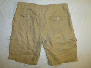 Cargo short, Tans and Linens on Pinterest