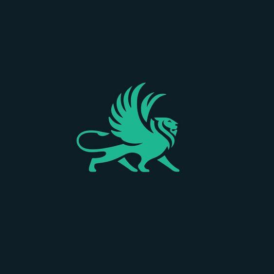 Leo by Martigny Matthieu @mattmart02 - LEARN LOGO DESIGN  @learnlogodesign @learnlogodesign - Want to be featured next? Follow us and tag #logoinspirations in your post