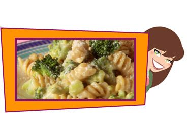 Hungry Girl Mac N Cheese