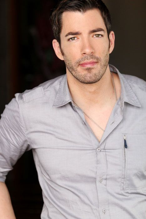 Drew Scott. Reminds me of Zachary Levi in this shot.