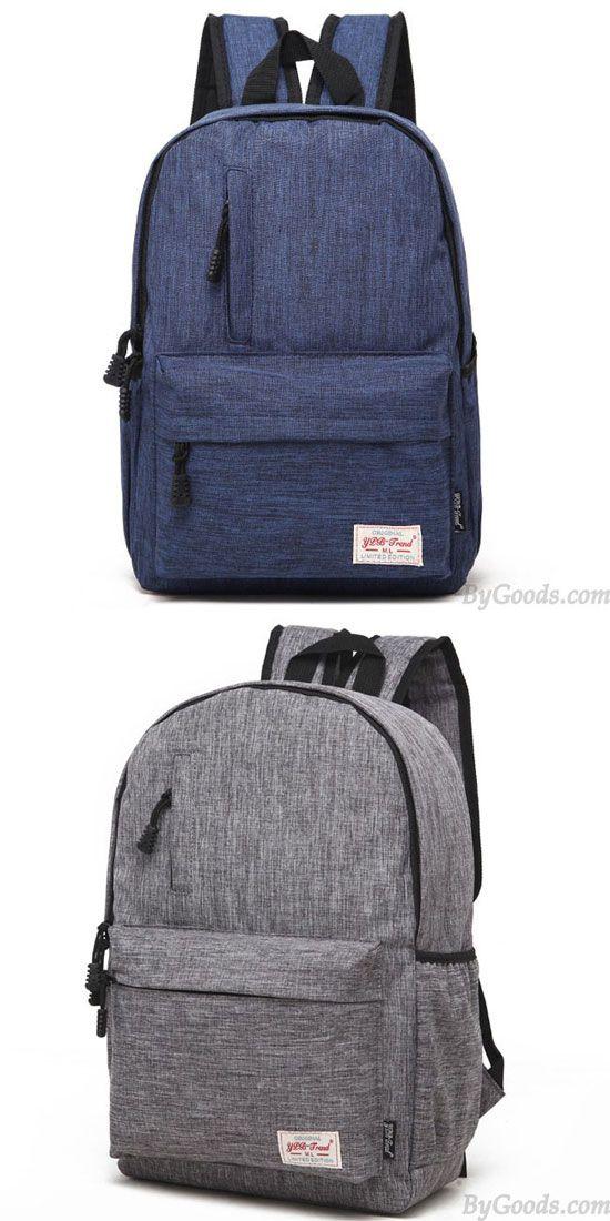 Einfach Mattiert Geburstet Textur Schule Rucksack Kleine Tasche Dekorativ Oxford Schulerrucksack Bag Backpack Womens Backpack Retro Backpack Backpacks