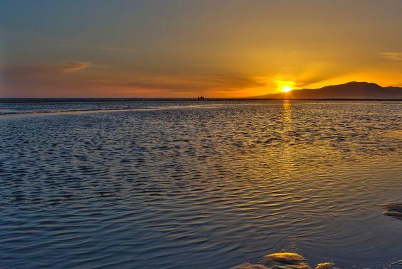 https://flic.kr/p/uXkf1j | Atardecer playa de los Lances, Tarifa